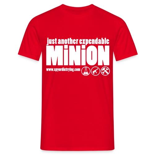 Minion Men's T-shirt - Men's T-Shirt