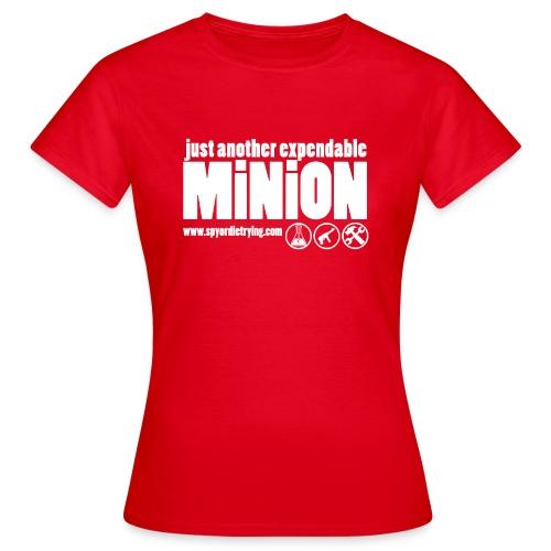 Minion Women's T-shirt - Women's T-Shirt