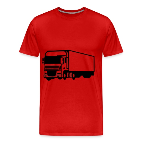 Lorry - Men's Premium T-Shirt