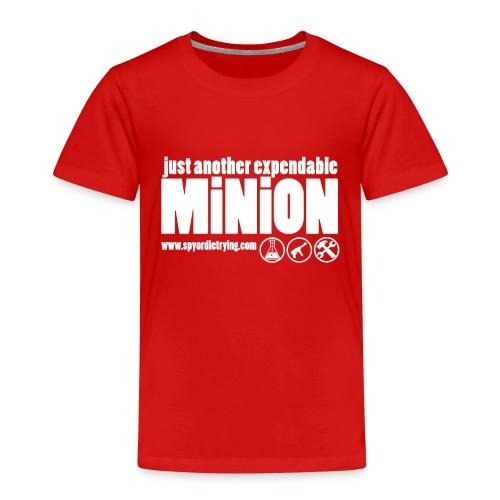 Minion Kid's - Kids' Premium T-Shirt