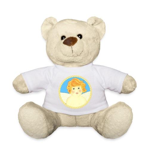 Engel Tanael auf Teddys Hemdchen - Teddy