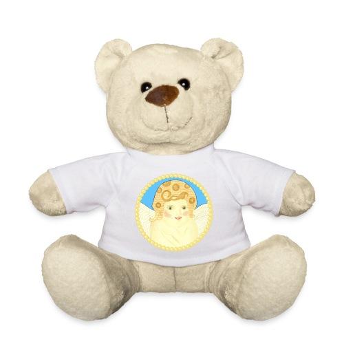 ENGEL DINA auf Teddys Hemdchen - Teddy
