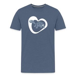 Geliebte Schildi - Kinder T-Shirt - Teenager Premium T-Shirt