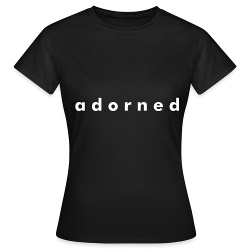 adorned T-Shirt (Womens) - Women's T-Shirt