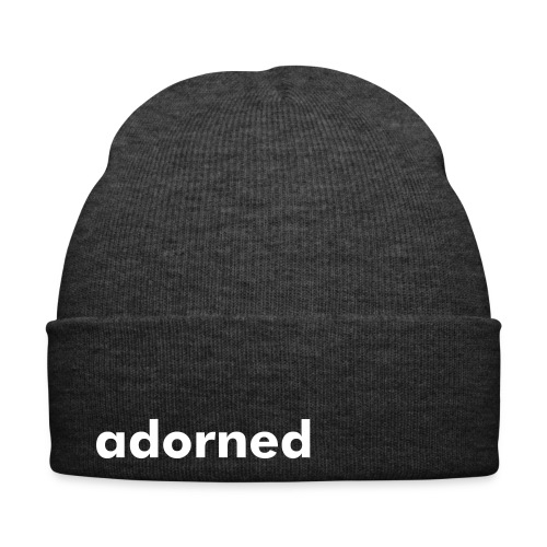 adorned Winter Hat - Winter Hat