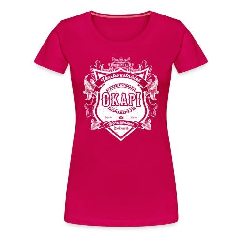 Okapi vrouwen premium - Vrouwen Premium T-shirt