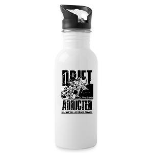 Drift Addicted bottle 0,6l - Juomapullot