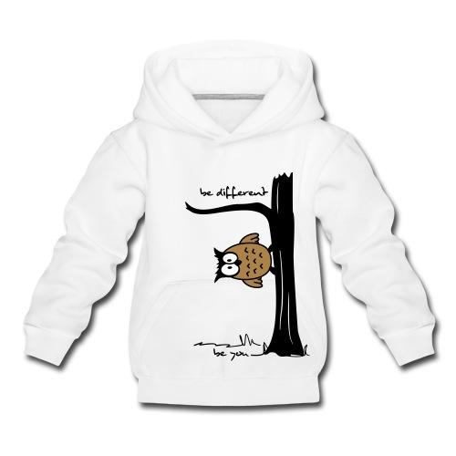 Bluza dziecięca z kapturem Premium