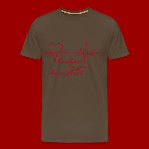 T-Shirt HL2 (Men) - Männer Premium T-Shirt