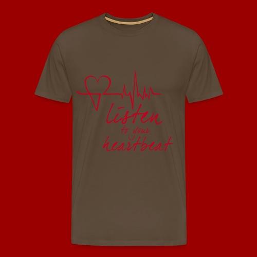 T-Shirt HL3 (Men) - Männer Premium T-Shirt