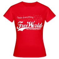 T-Shirts ~ Women's T-Shirt ~ Product number 102178324