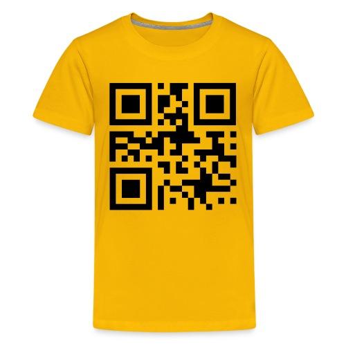 T-shirt - Premium-T-shirt tonåring
