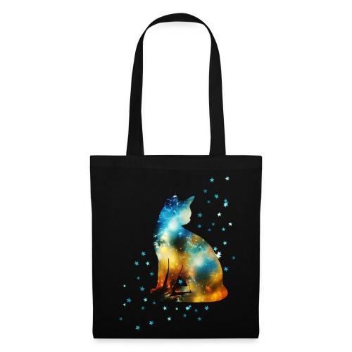 Galax katt tygväska - Tygväska