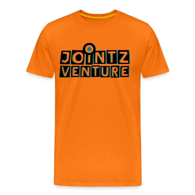 Jointz Venuter men logo schwarz/smaragdgrün