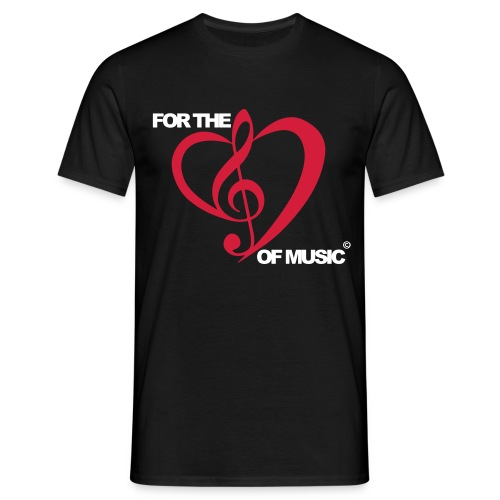 Male T-shirt - Men's T-Shirt