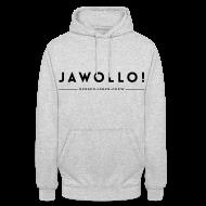 Pullover & Hoodies ~ Kapuzenpullover Unisex ~ Jawollo Hoodie