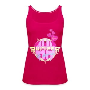 #exeCUTE - Women's Premium Tank Top