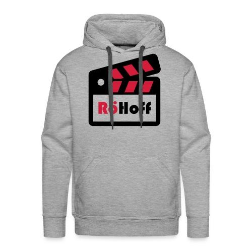 RöHoff Pullover (Männern) - Männer Premium Hoodie