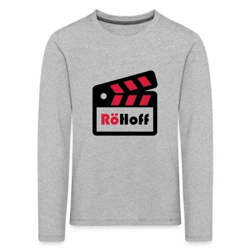 RöHoff Langarmshirt (Kinder) - Kinder Premium Langarmshirt