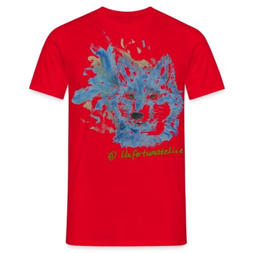 Wolf Spirits - Männer/grün - Männer T-Shirt