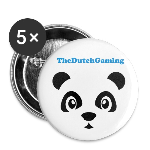 TheDutchGaming button  - Buttons groot 56 mm