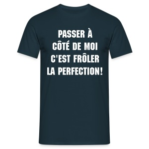 Perfection-Homme - T-shirt Homme