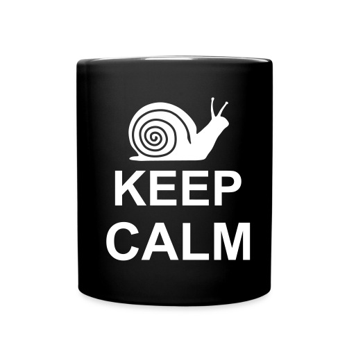 Tazza Keep Calm - Tazza monocolore
