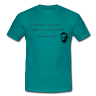 Tee shirts ~ Tee shirt Homme ~ Sagesse US