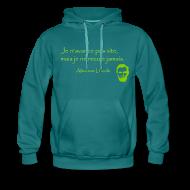 Sweat-shirts ~ Sweat-shirt à capuche Premium pour hommes ~ Sagesse US