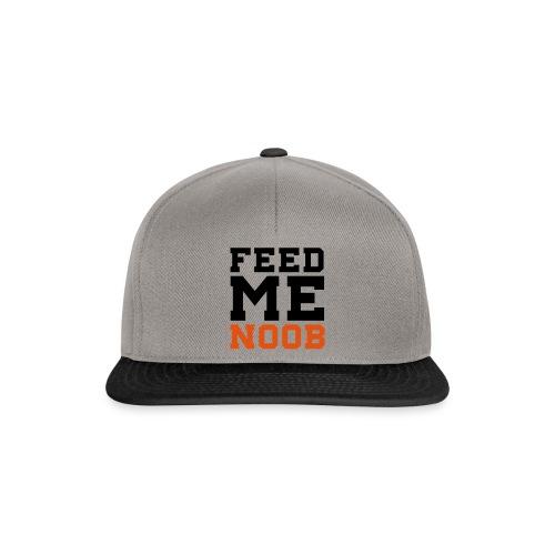 FeedMeNoob -PET - Snapback cap