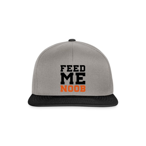 FeedMeNoob -PET - Snapback cap