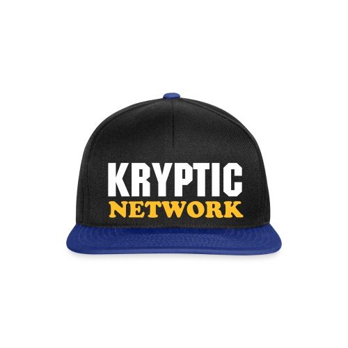 KrypticNetwork -PET - Snapback cap
