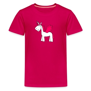 Einhorn Teen - Teenager Premium T-Shirt