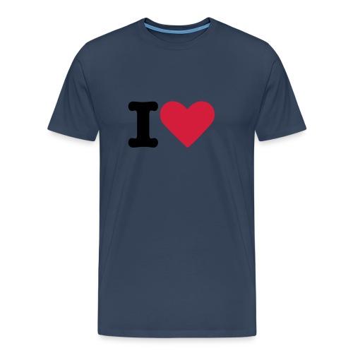 34242w3werrwe - Männer Premium T-Shirt