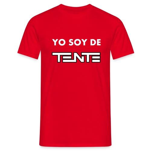 Camiseta de hombre Yo soy de TENTE - Camiseta hombre