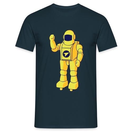 Camiseta Astro (Azul Marino) - Camiseta hombre