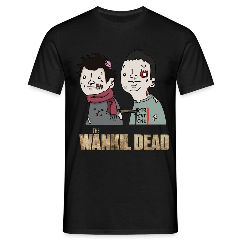 The Wankil Dead - T-shirt Homme
