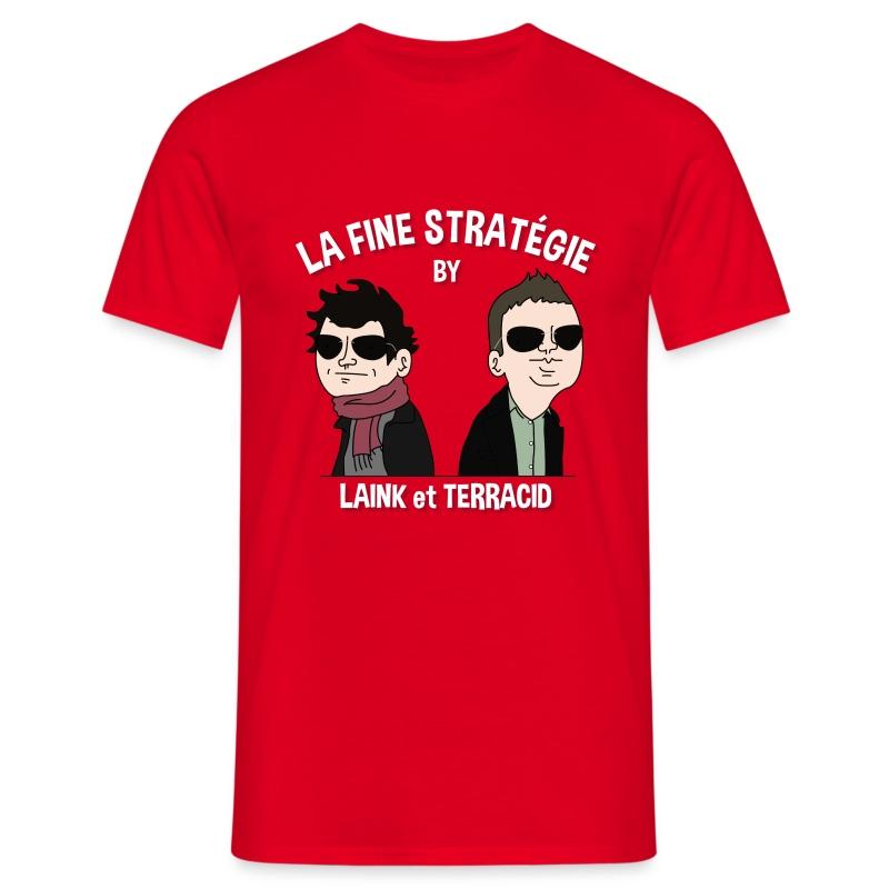 Exceptionnel T-shirt La Fine Stratégie | Boutique Wankil CS24