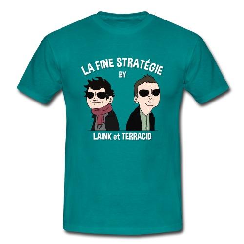La Fine Stratégie - T-shirt Homme