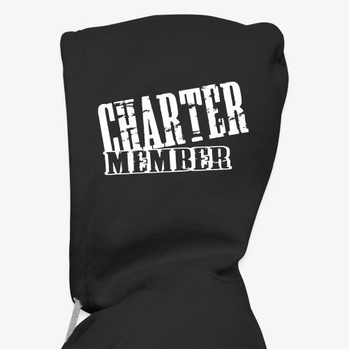 Pull Charter Member - Veste à capuche Premium Homme