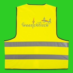 Berlin Weesicknisch, Safety Vest - Warnweste