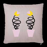 Overig ~ Sierkussenhoes, 44 x 44 cm ~ Trendy Sofa Pillow design by patjila