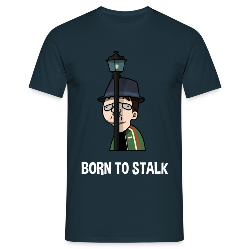 Gydius - Born to Stalk - T-shirt Homme