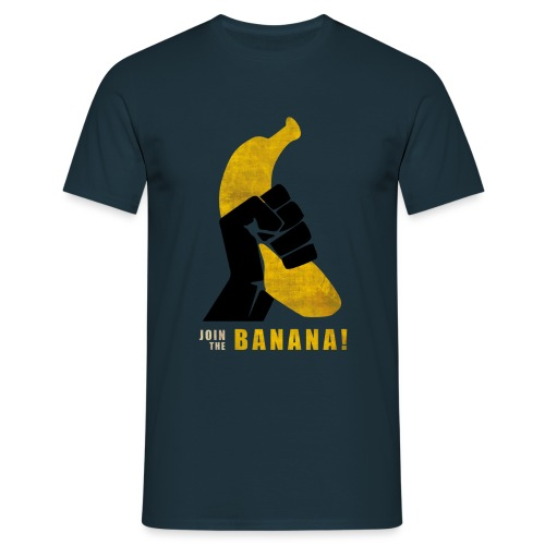 Join the Banana - T-shirt Homme