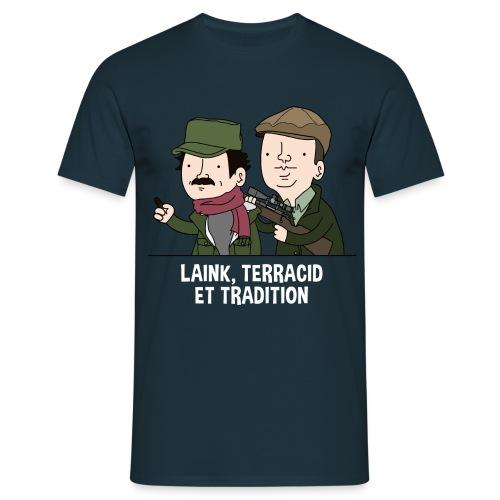 Laink, Terracid et Tradition - T-shirt Homme