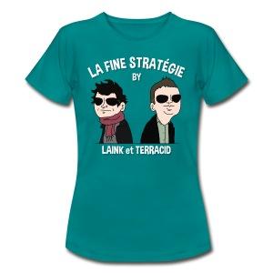 La Fine Stratégie - Femme - T-shirt Femme