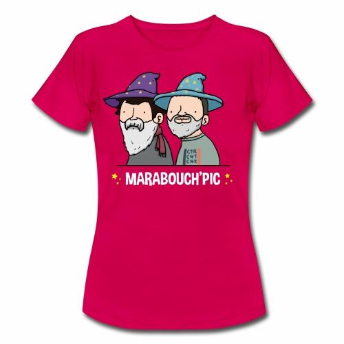 Marabouch'pic - Femme - T-shirt Femme