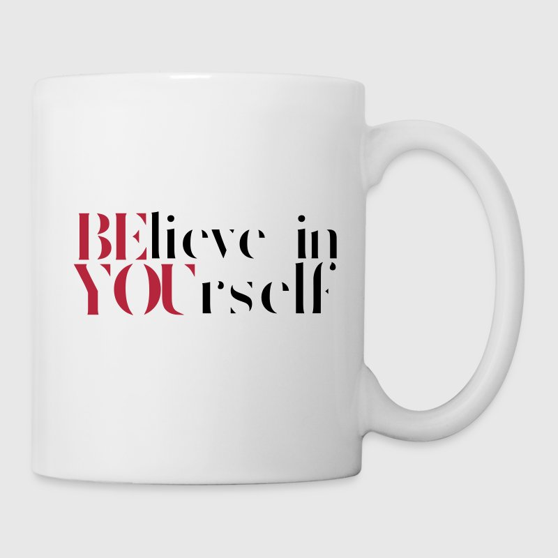 Believe In Yourself Mugs & Drinkware - Mug