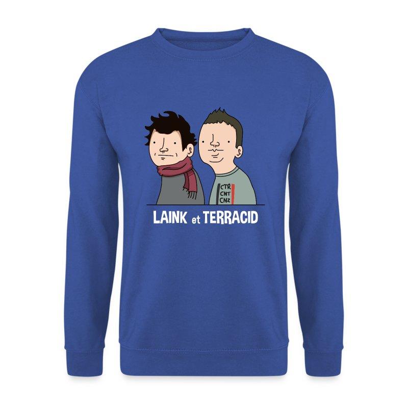 Bien connu Sweat-shirt Sweatshirt Laink et Terracid | Boutique Wankil KN86