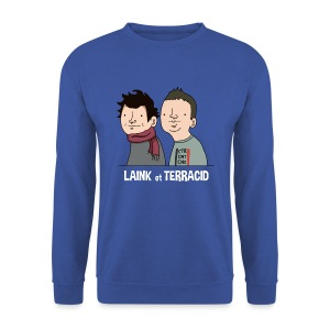 Sweatshirt Laink et Terracid - Sweat-shirt Homme